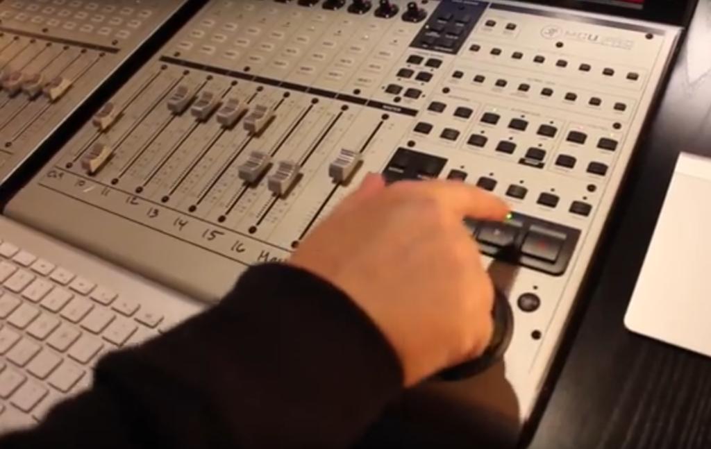 Studio-Führung Rockstar Music